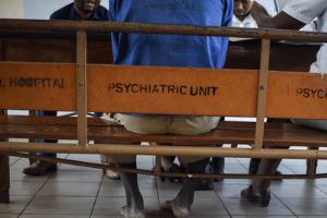 Healing trapped minds in Zimbabwe's Chikurubi Prison