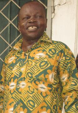 Gaulbert Mokafe