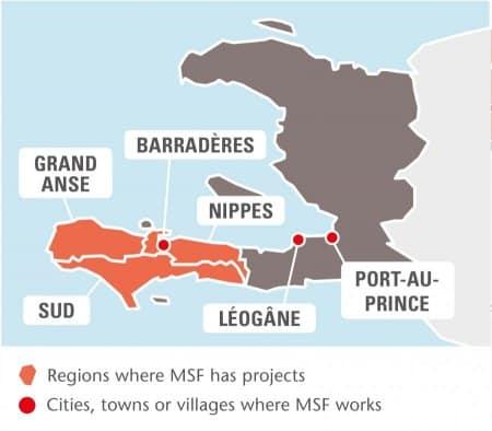 Haiti   Médecins Sans Frontières(MSF)/Doctors Without Borders on