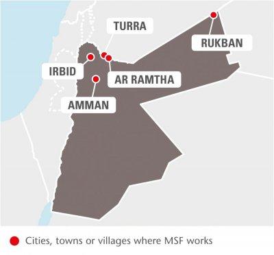 Jordan | Médecins Sans Frontières(MSF)/Doctors Without Borders